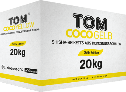 TOM COCO YELLOW 20 KG