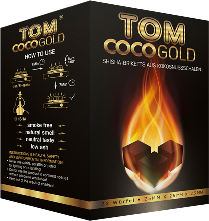 Tom Coco Gold 1 KG