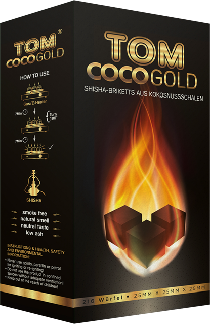 Tom Coco Gold 3 KG